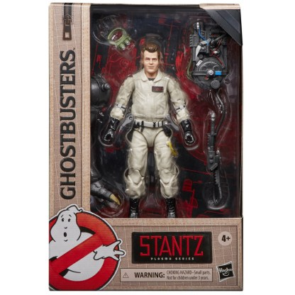 Ghostbusters Plasma Series Ray Stantz Action Figure with Terror Dog BAF part