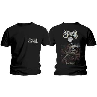 Ghost Dance Macabre T-Shirt Back Print with Pocket Logo