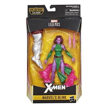 Marvel Legends X-Men Marvel's Blink with Caliban BAF