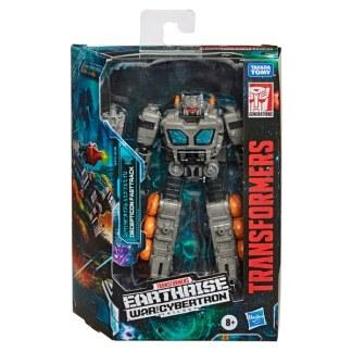 Transformers War For Cybertron Earthrise Fasttrack Deluxe Decepticon Figure