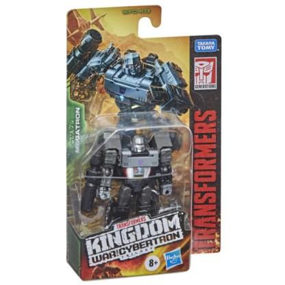 Transformers War For Cybertron Kingdom Core Megatron Action Figure