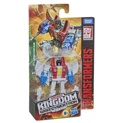 Transformers War For Cybertron Kingdom Core Starscream Action Figure