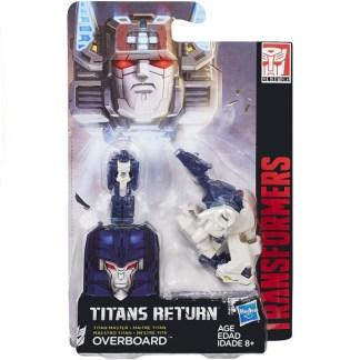 Transformers Titans Return Titan Master Overboard
