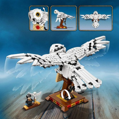 LEGO 75979 Harry Potter Hedwig the Owl