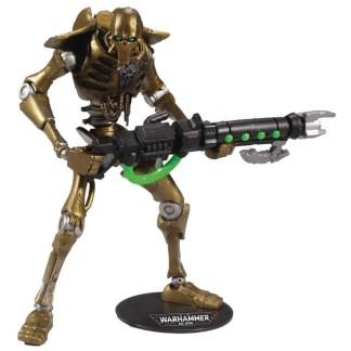 """McFarlane Warhammer 40,000 Necron Warrior 7"""" Action Figure"""