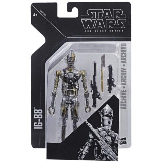 """Star Wars The Black Series Archive IG-88 6"""" Action Figure"""