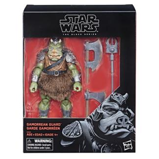 "Star Wars The Black Series 6"" Gamorrean Guard Return of the Jedi"