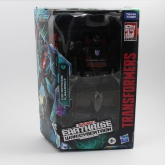 Transformers War For Cybertron Earthrise Runabout DAMAGED PACKAGING