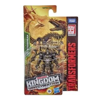 Transformers Toys Generations War for Cybertron Kingdom Core Vertebreak Action Figure