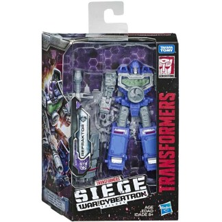 Transformers War For Cybertron Siege Refraktor deluxe action figure