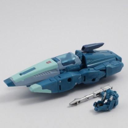 Transformers Titans Return Blurr Complete PREOWNED