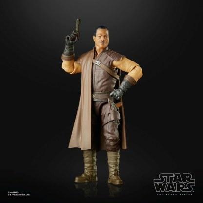 Star Wars Black Series The Mandalorian Greef Karga Action Figure Toy