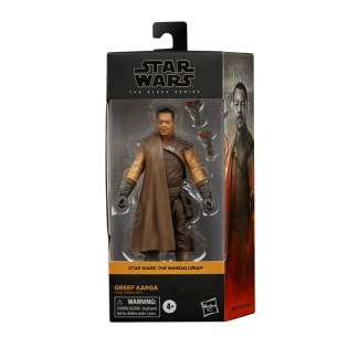 Star Wars Black Series The Mandalorian Greef Karga Action Figure Toy