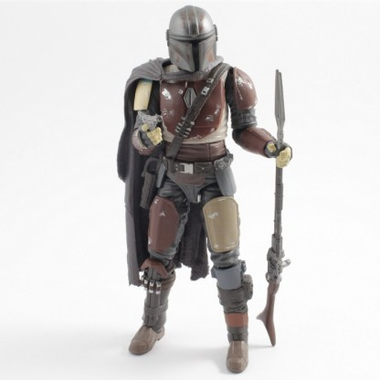 Star Wars Black Series The Mandalorian Complete PREOWNED