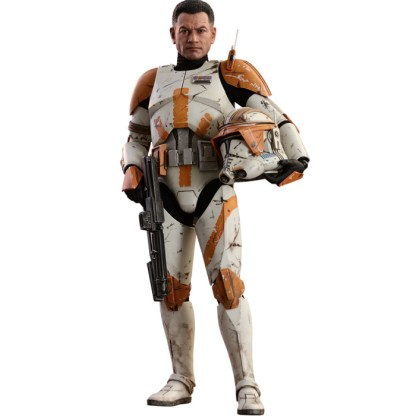 Hot Toys Star Wars Episode III Movie Masterpiece Action Figure 1/6 Commander Cody