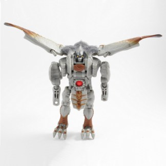 Transformers Beast Wars Deluxe Furzor Silverbolt Incomplete PREOWNED