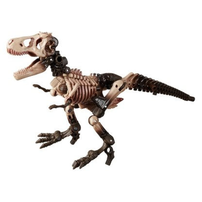 Transformers War for Cybertron Kingdom Paleotrex Deluxe Fossiliser Action Figure Toy
