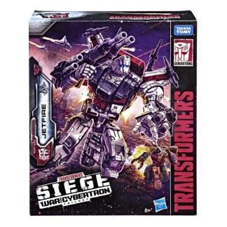 Transformers War for Cybertron Siege Jetfire Commander Class Action Figure Toy