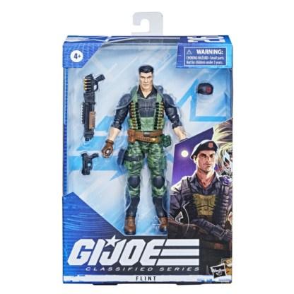 G.I. Joe Classified Series 6-Inch Flint Action Figure Toy
