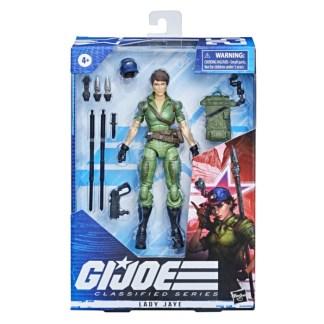 G.I. Joe Classified Series 6-Inch Lady Jaye Action Figure Toy