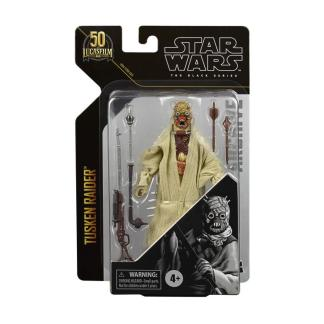 Star Wars The Black Series Archive Collection Tusken Raider Action Figure Toy