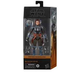 Star Wars The Black Series The Mandalorian Bo-Katan Kryze Action Figure Toy