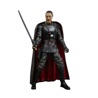 Star Wars Black Series The Mandalorian Moff Gideon Action Figure Toy