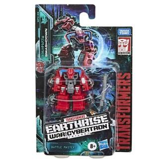 Transformers War for Cybertron Earthrise Battle Master Smashdown