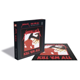 Metallica ...And Justice For All Official 500 piece Jigsaw Puzzle
