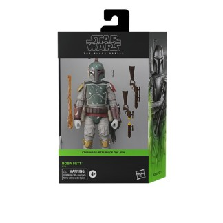 Star Wars Black Series Deluxe Boba Fett Return of the Jedi Action Figure Toy