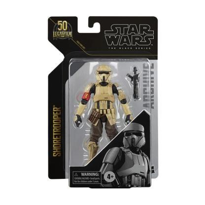 Star Wars Black Series Shoretrooper Action Figure Toy