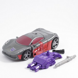 Transformers Combiner Wars Brake Neck Complete PREOWNED