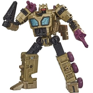Transformers Generations Selects Black Roritchi Action Figure Toy