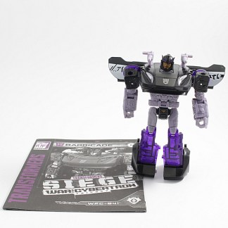 Transformers War For Cybertron Siege Barricade Action Figure Complete PREOWNED