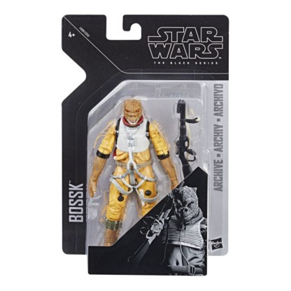 Star Wars The Black Series Bossk 15cm Action Figure