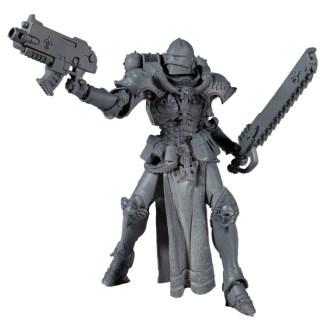 McFarlane Warhammer 40,000 Adepta Sororitas Battle Sister 7″ Action Figure Artist Proof
