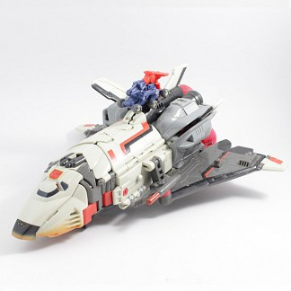 Transformers Armada Jetfire Action Figure Incomplete PREOWNED