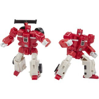 Transformers Generations Selects War for Cybertron Galactic Odyssey Collection Biosfera Autobot Clones 2-Pack