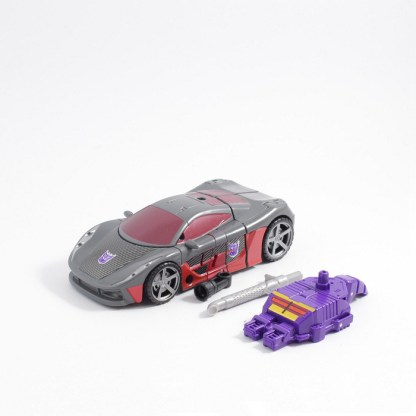Transformers Combiner Wars Brake Neck Complete Action Figure Toy Reprolabels Applied PREOWNED