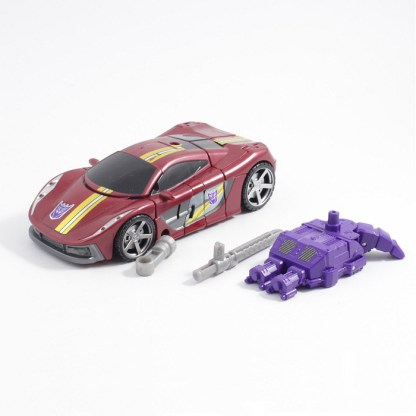 Transformers Combiner Wars Dead End Complete Action Figure Toy Reprolabels Applied PREOWNED