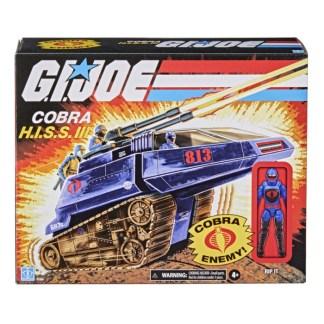 GI Joe Retro Collection Cobra Hiss III