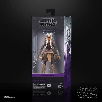 "Star Wars The Black Series Ahsoka Tano 6"" Scale Rebels Action Figure"