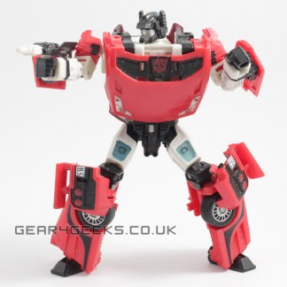 Transformers Classics Sideswipe Complete PREOWNED