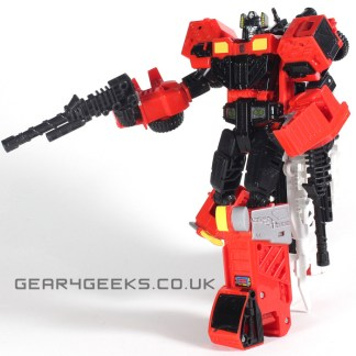 Transformers Power of the Primes Inferno Incomplete PREOWNED