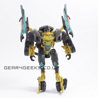 Transformers Dark of the Moon Mechtech Darksteel No Accessories PREOWNED