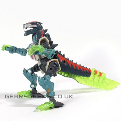 Transformers Energon Cruellock Incomplete Action Figure PREOWNED