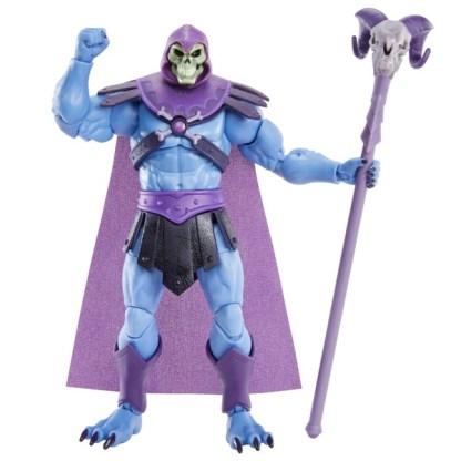 Masters of the Universe Masterverse Revelation Skeletor Action Figure Toy