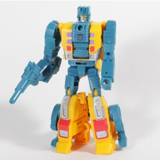 Transformers Power of the Primes Sinnertwin Incomplete Action Figure PREOWNED