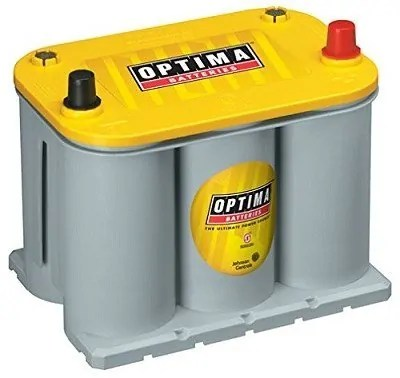 Optima Yellowtop battery review
