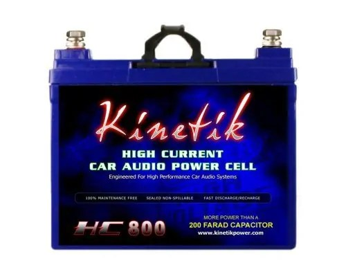 Kinetic HC Blue Car Battery Review